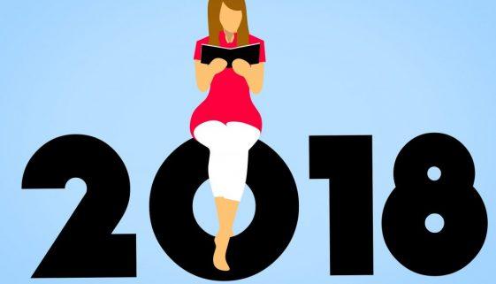 trend 2018 - foto con donna
