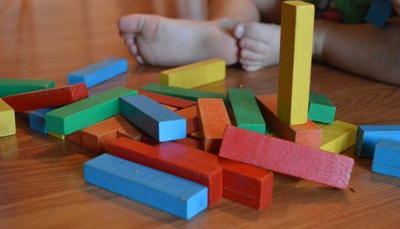 costruzioni bambini